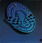 WOODY HERMAN King Cobra album cover