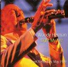 WOODY HERMAN Light My Fire album cover