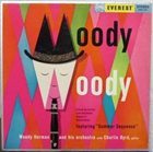 WOODY HERMAN Moody Woody (With Charlie Byrd) (aka  Summer Sequence) album cover