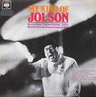 WOODY HERMAN My Kind Of Jolson album cover