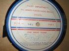 WOODY HERMAN One Night Stand album cover