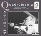 WOODY HERMAN Quadromania: Saving Myself for You album cover