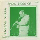 WOODY HERMAN Radio Discs of Woody Herman album cover
