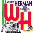 WOODY HERMAN Ready, Get Set, Jump album cover