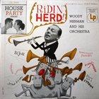 WOODY HERMAN Ridin' Herd album cover
