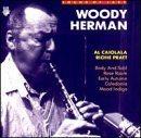 WOODY HERMAN Sound of Jazz album cover