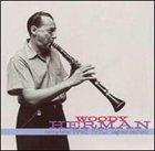 WOODY HERMAN The Complete Capitol Recordings of Woody Herman album cover