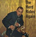 WOODY HERMAN The Herd Rides Again album cover