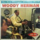 WOODY HERMAN The New Swingin' Herman Herd album cover