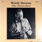 WOODY HERMAN The Third Herd Vol. 1 album cover