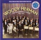 WOODY HERMAN The Thundering Herds 1945-1947 album cover