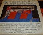 WOODY HERMAN The Thundering Herds Volume Two album cover