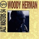 WOODY HERMAN Verve Jazz Masters 54 album cover