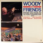 WOODY HERMAN Woody And Friends album cover