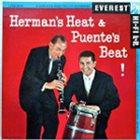 WOODY HERMAN Woody Herman And Tito Puente : Herman's Heat & Puente's Beat ! album cover