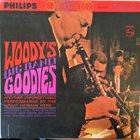 WOODY HERMAN Woody's Big Band Goodies album cover