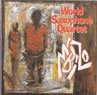 WORLD SAXOPHONE QUARTET M'Bizo album cover
