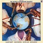 WORLD SAXOPHONE QUARTET Steppin' album cover