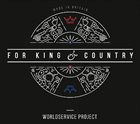 WORLDSERVICE PROJECT For King & Country album cover