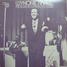 WYNONIE HARRIS Mr Blues Is Coming to Town album cover