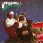 WYNTON MARSALIS Crescent City Christmas Card album cover