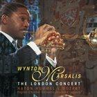 WYNTON MARSALIS The London Concert album cover