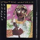 WYNTON MARSALIS Uptown Ruler: Soul Gestures in Southern Blue, Volume 2 album cover