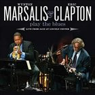 WYNTON MARSALIS Wynton Marsalis and Eric Clapton: Play the Blues - Live From Jazz at Lincoln Center album cover