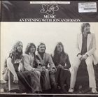 YES Music / An Evening With Jon Anderson album cover