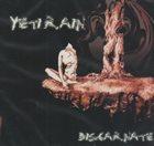 YETI RAIN Discarnate album cover
