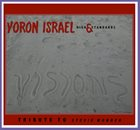 YORON ISRAEL Yoron Israel & High Standards Visions : Tribute to Stevie Wonder album cover
