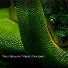YURI HONING WIRED PARADISE Temptation album cover