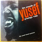 YUSEF LATEEF The Sounds of Yusef album cover