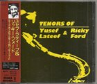 YUSEF LATEEF Yusef Lateef & Ricky Ford ‎: Tenors Of album cover