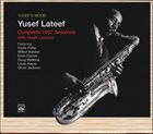 YUSEF LATEEF Yusef's Mood: Complete 1957 Sessions with Hugh Lawson album cover