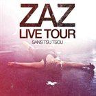 ZAZ Live Tour: Sans Tsu Tsou album cover