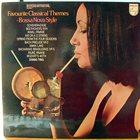 ZIMBO TRIO Favourite Classical Themes – Bossa Nova Style album cover