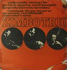 ZIMBO TRIO Zimbo Trio (aka Garota De Ipanema) album cover
