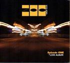ZOO Episode One - LIVE ALBUM album cover