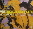 ZZ QUARTET Beyond The Lines album cover