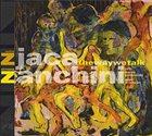 ZZ QUARTET Ratko Zjaca, Simone Zanchini : The Way We Talk album cover