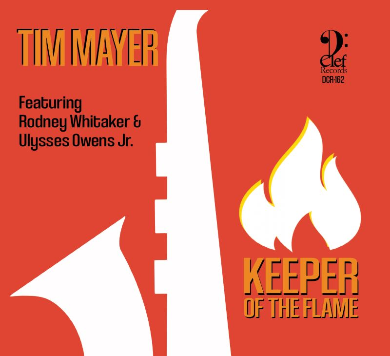 TIM MAYER - Keeper of the Flame cover