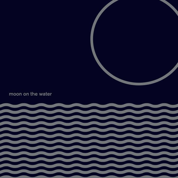 TIZIANO TONONI - Moon On The Water cover