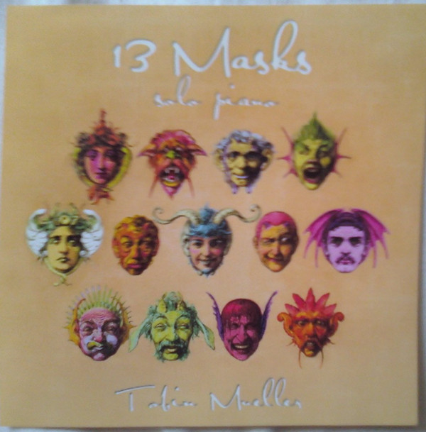 TOBIN JAMES MUELLER - 13 Masks cover