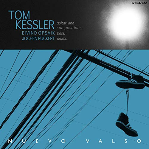 TOM KESSLER - Nuevo Valso cover
