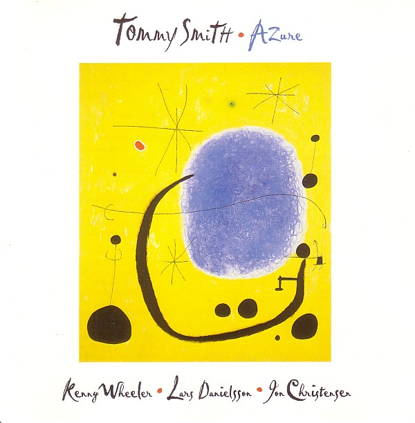 TOMMY SMITH - Azure cover