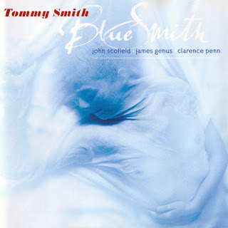 TOMMY SMITH - Blue Smith cover