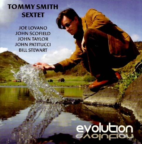 TOMMY SMITH - Evolution cover