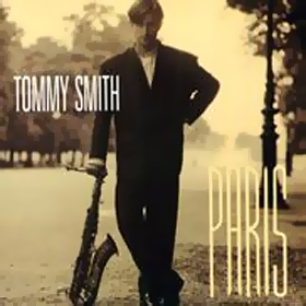 TOMMY SMITH - Paris cover