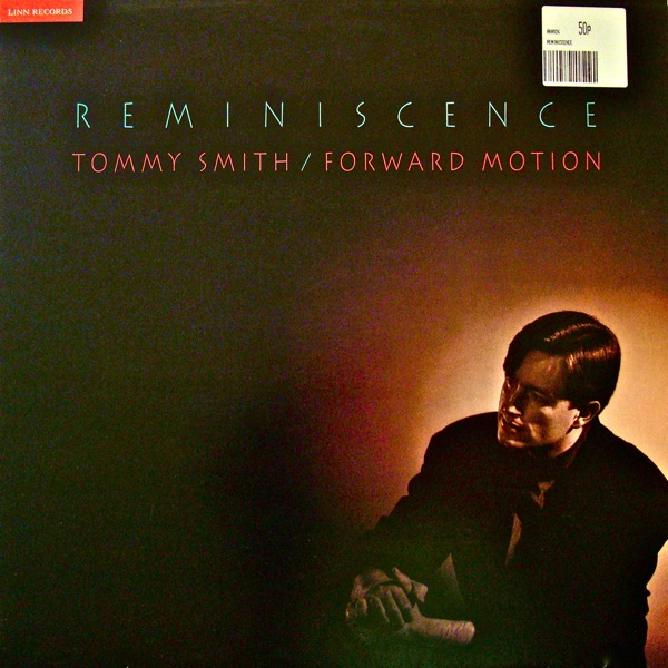 TOMMY SMITH - Reminiscence cover